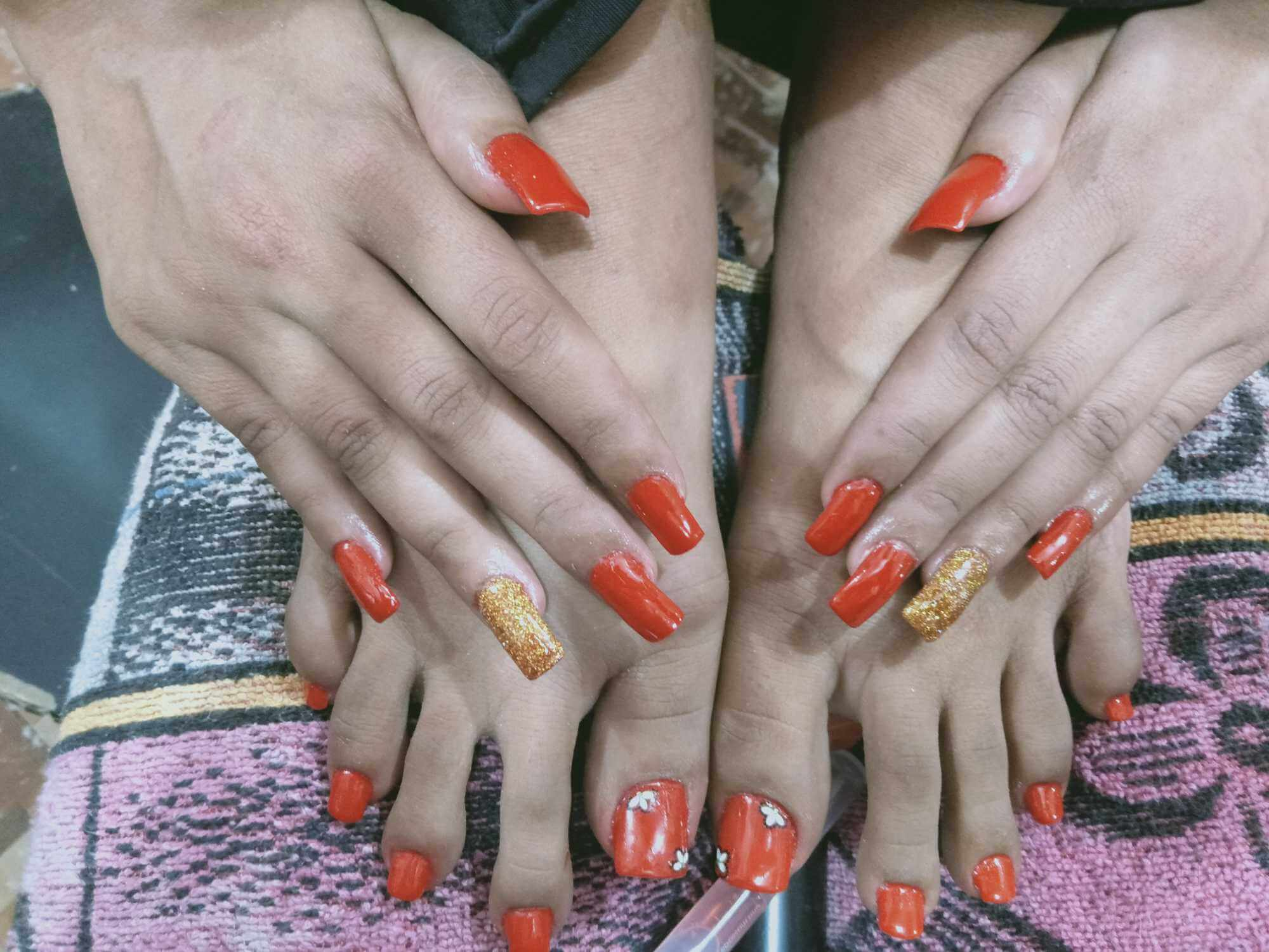 Nail Extension design