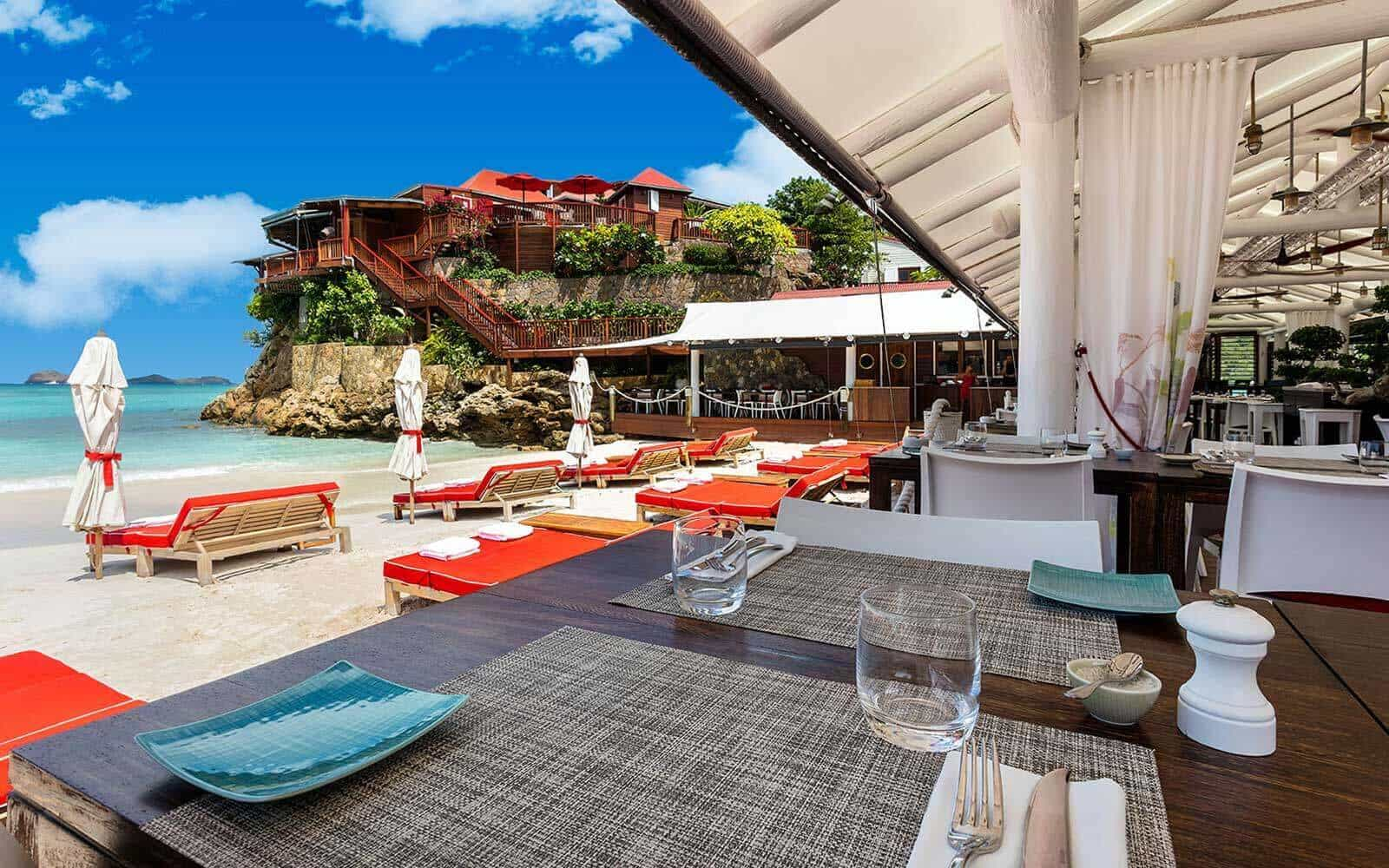 On the Rocks, St. Barts