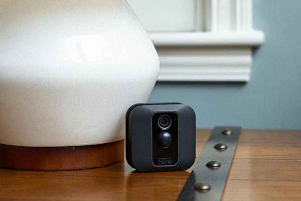 Outdoor Indoor camera