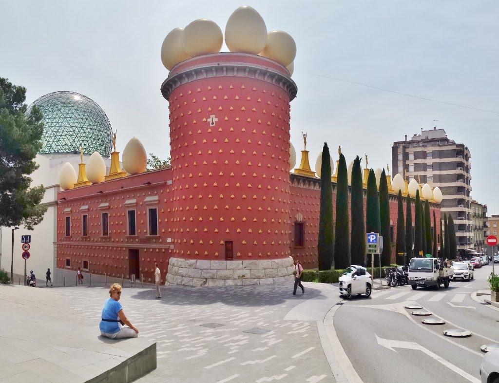 The Dali Theatre and Museum