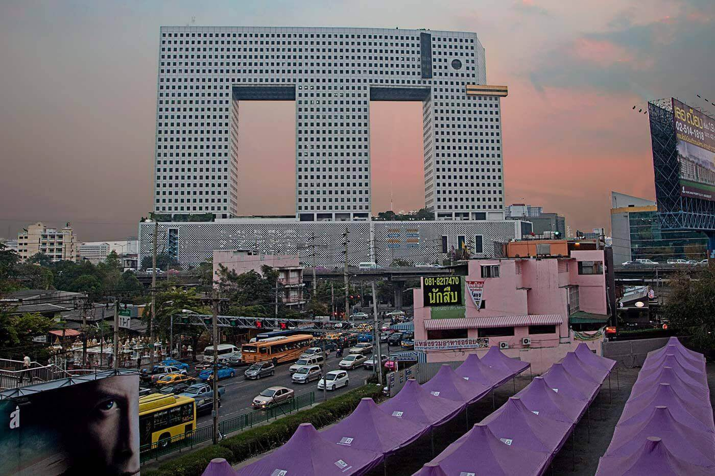The Elephant Building