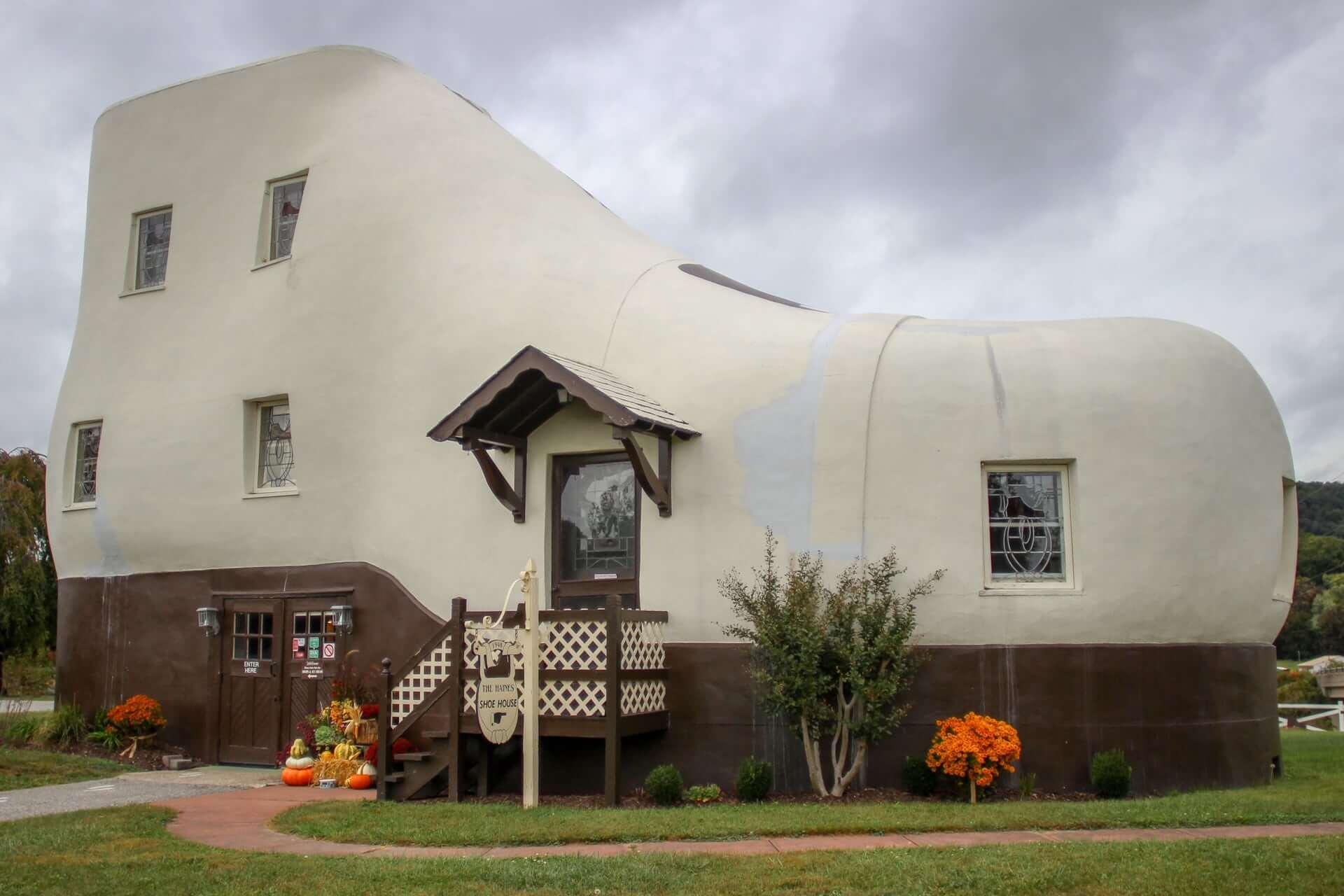 The Shoe House