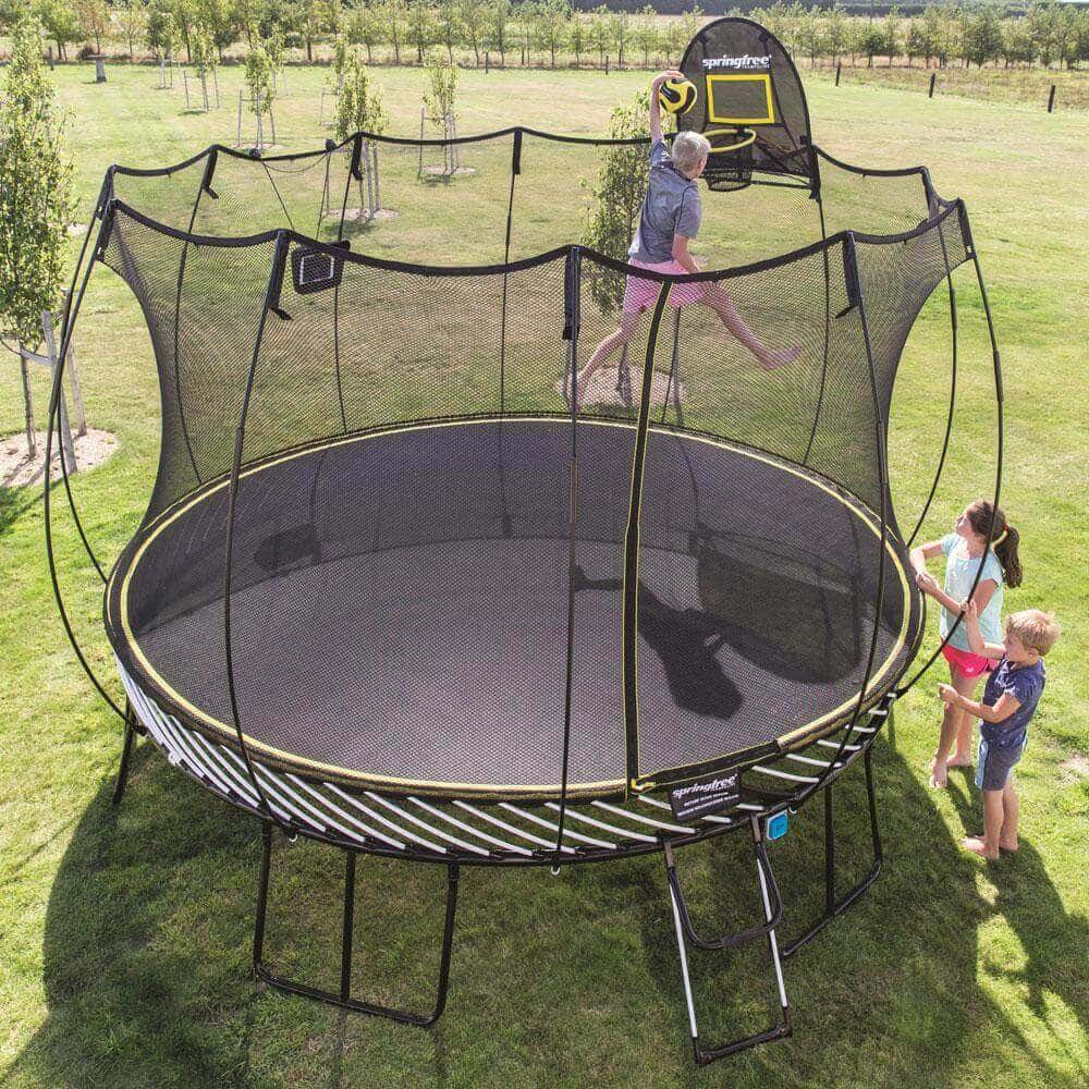 Trampoline for Teenagers