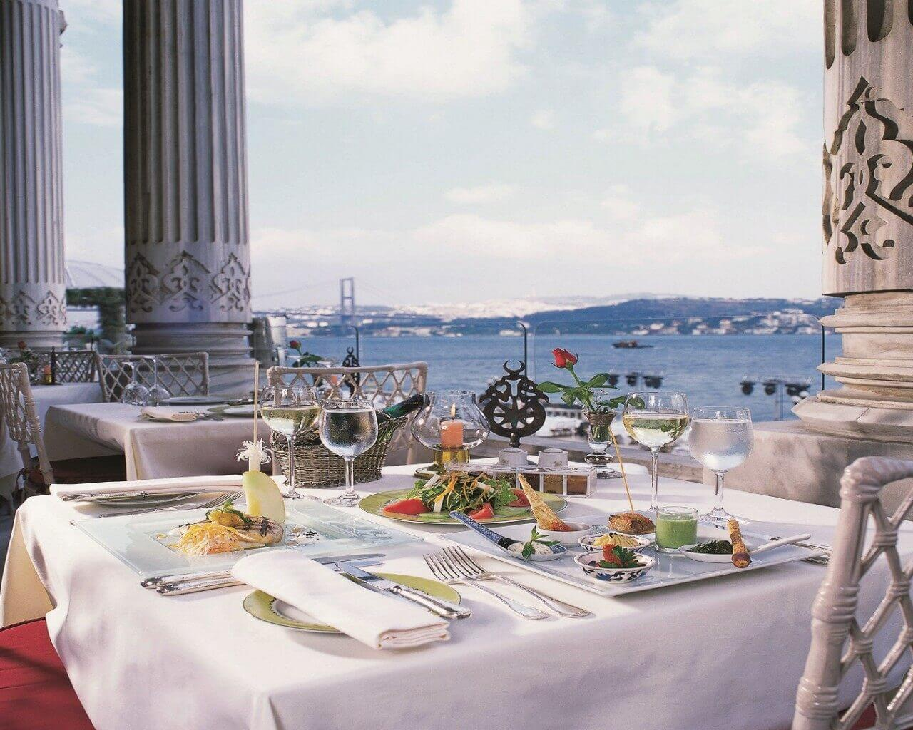 Tugra Restaurant & Lounge, Istanbul