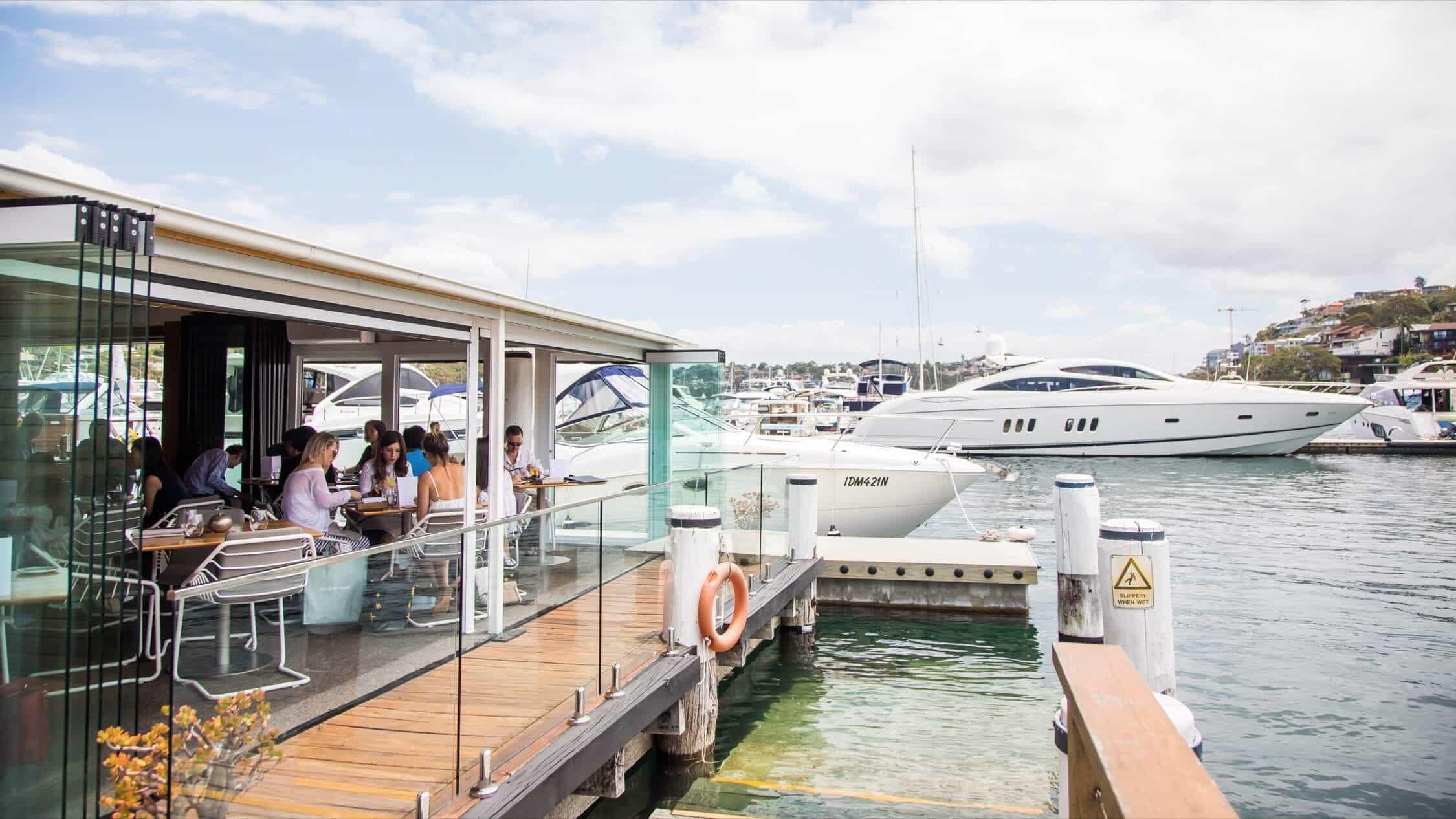 Waterfront Restaurant, Sydney, Australia