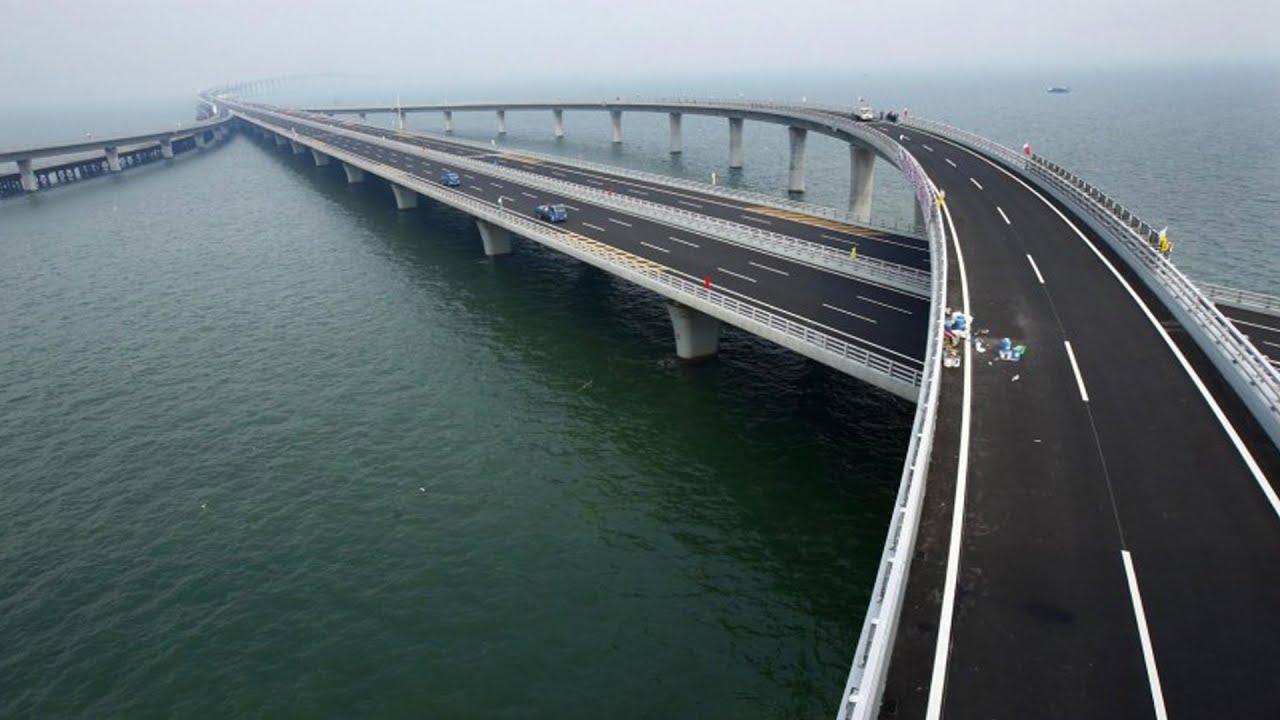 Weinan Weihe Grand Bridge China