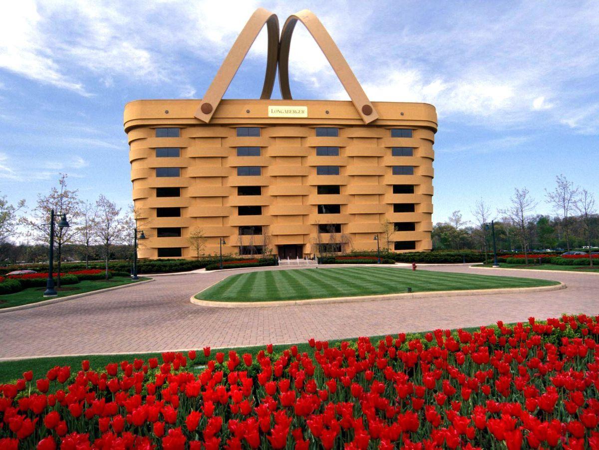 basket house