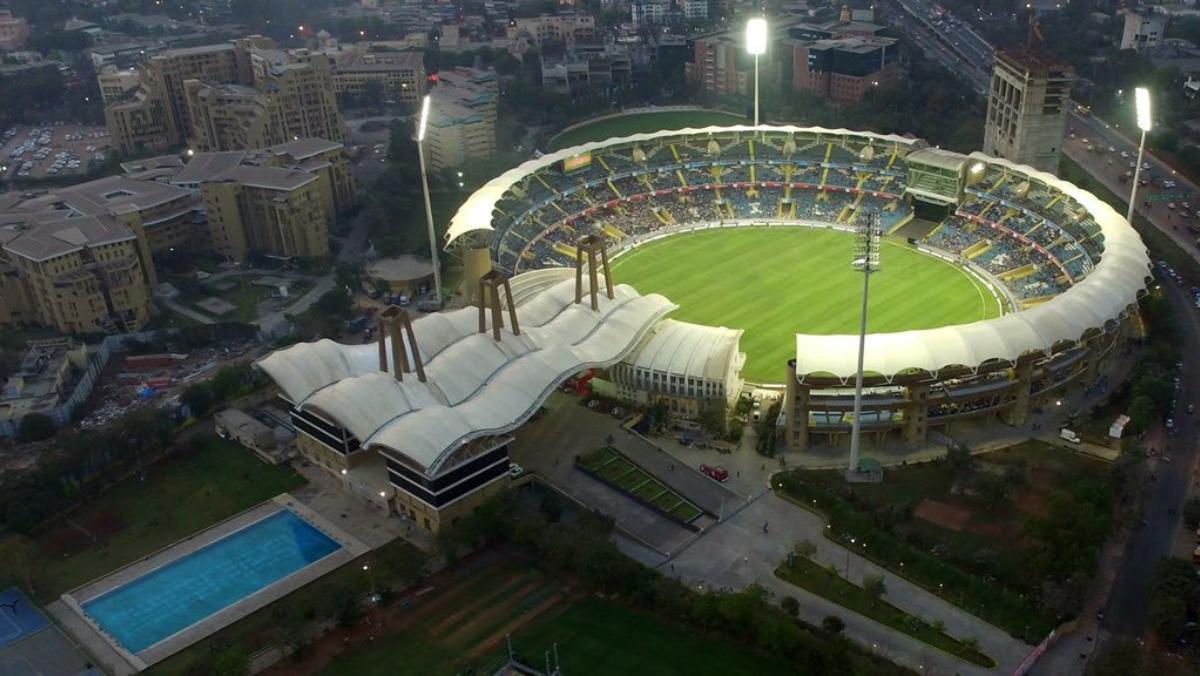 DY Patil Sports Stadium