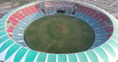 Ekana International Cricket Stadium