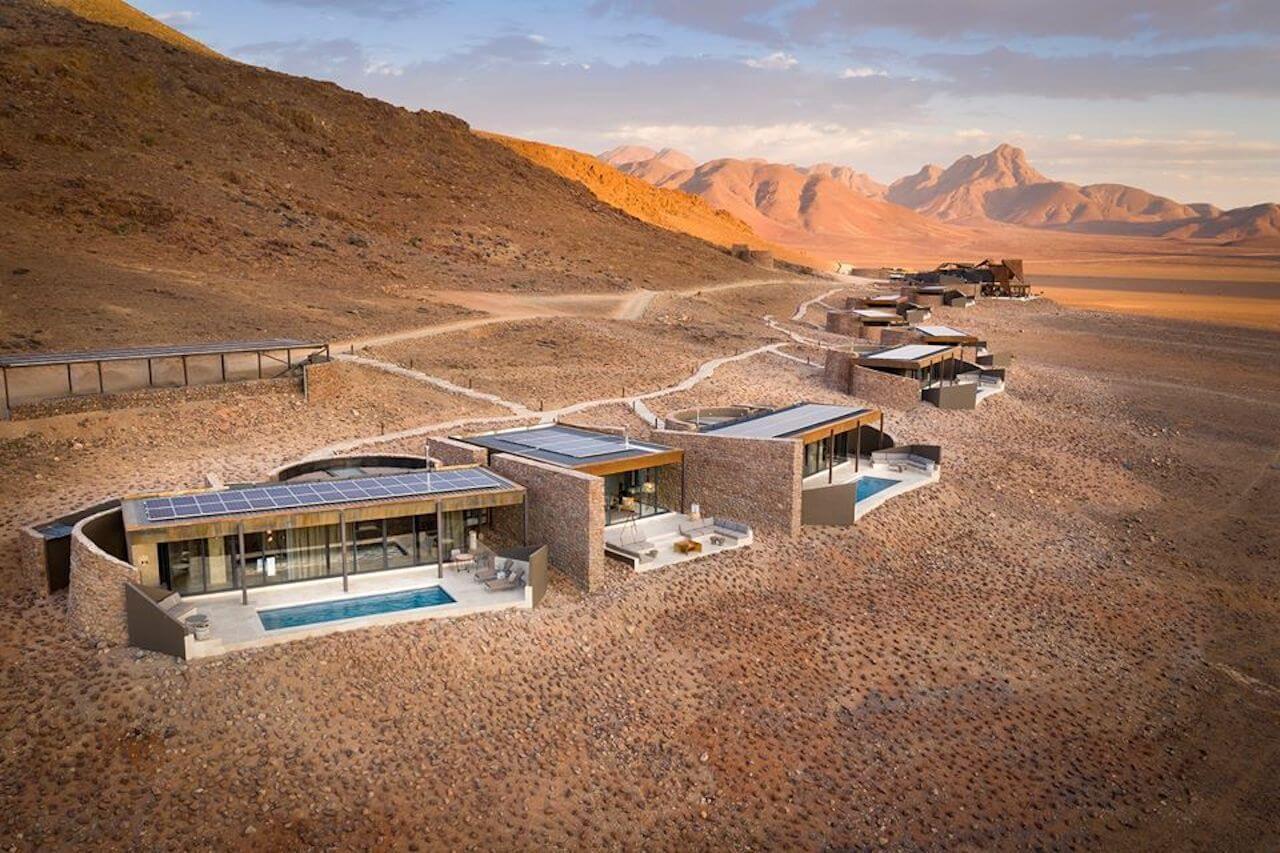Emeraude Desert Camp, Morocco