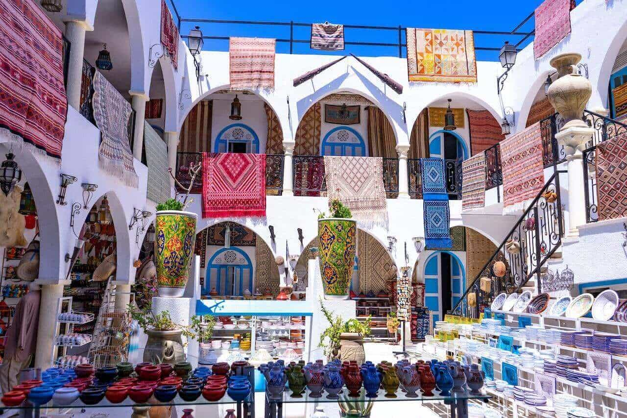 Houmt Souq, Djerba