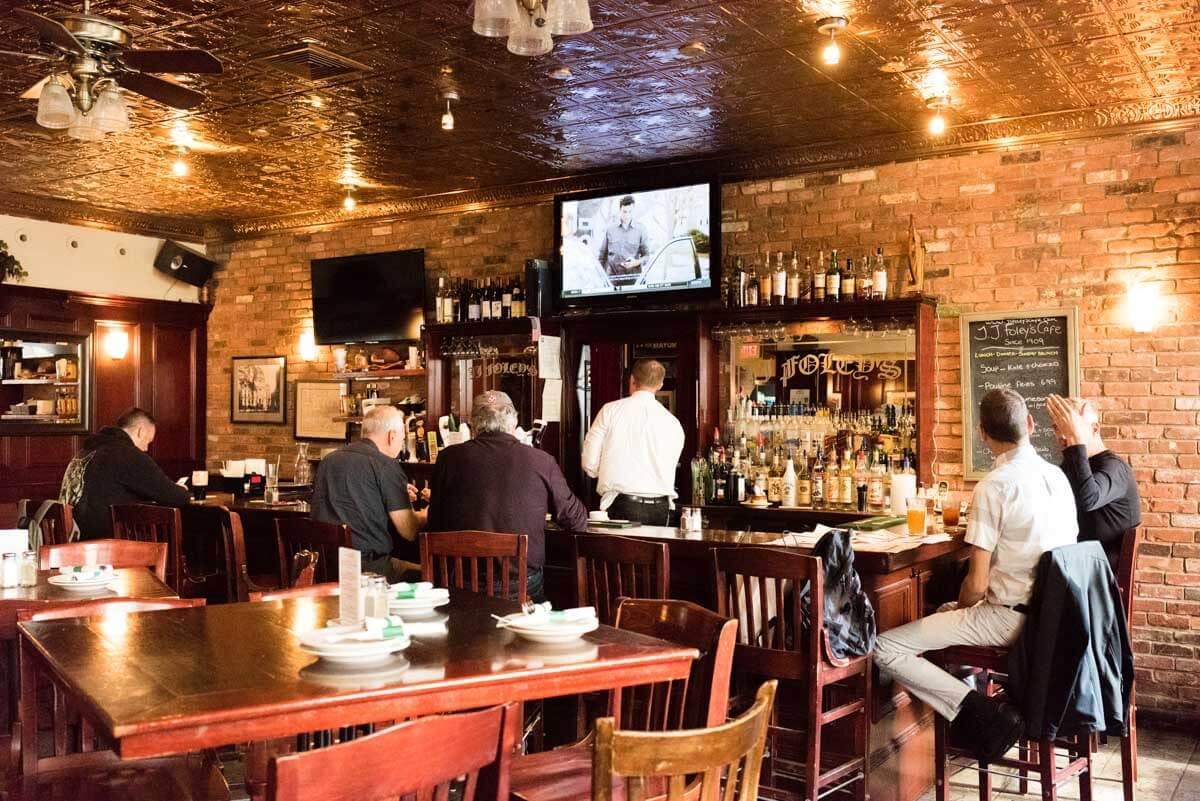 J.J. Foley's Cafe