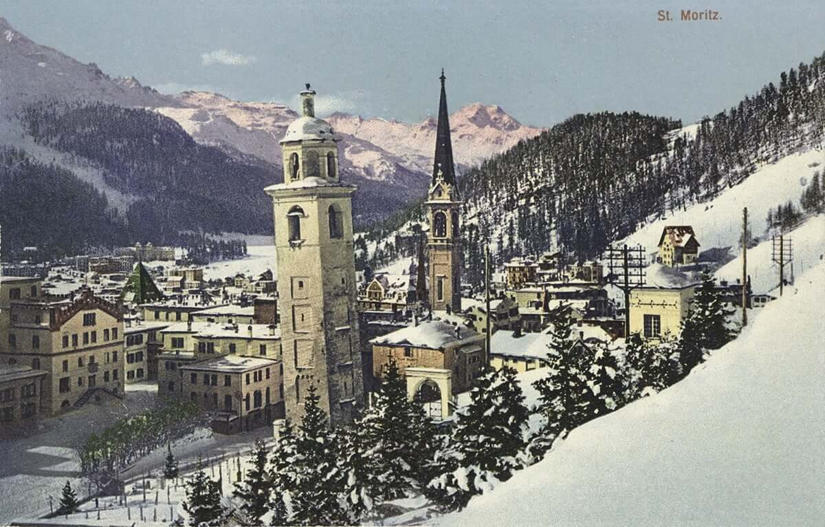 Moritz, Switzerland