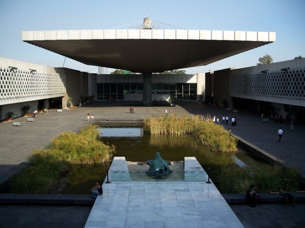 Museo Nacional De Antropología in Mexico City