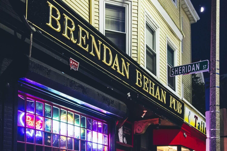 The Brendan Behan Pub