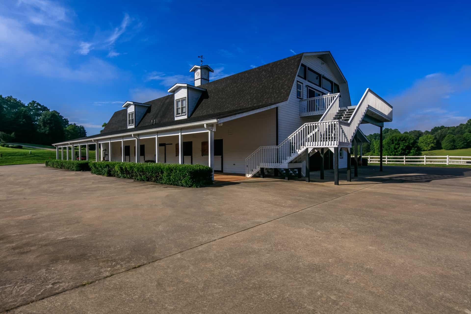 The Horse Shoe Farm