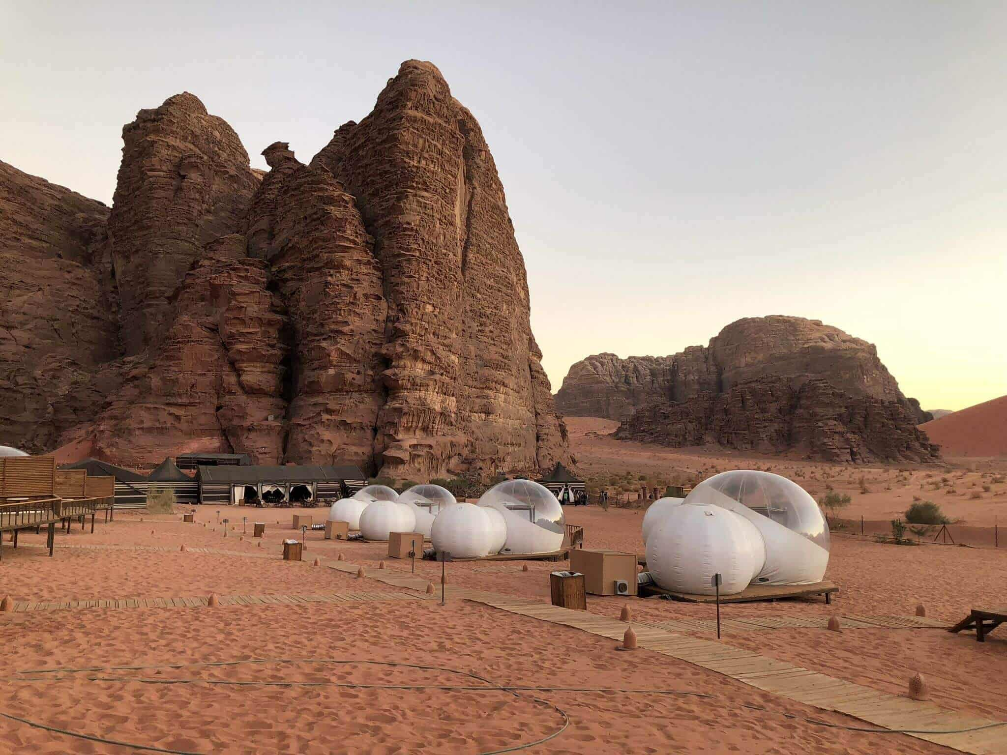 Wadi Rum Luxury Camp, Jordan