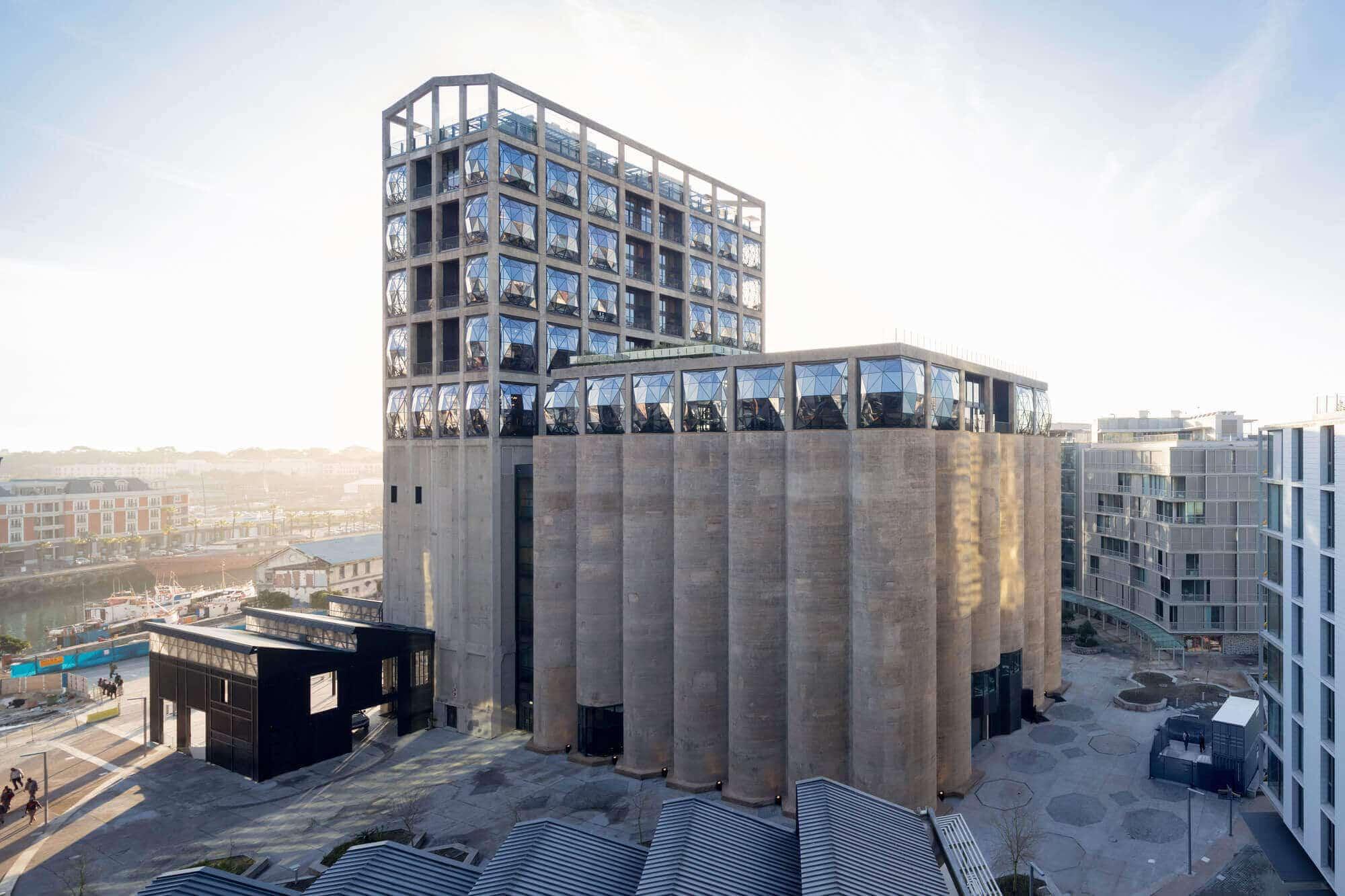 Zeitz Museum of Contemporary Art Africa in Cape Town