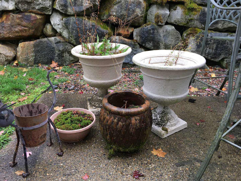 resin plants