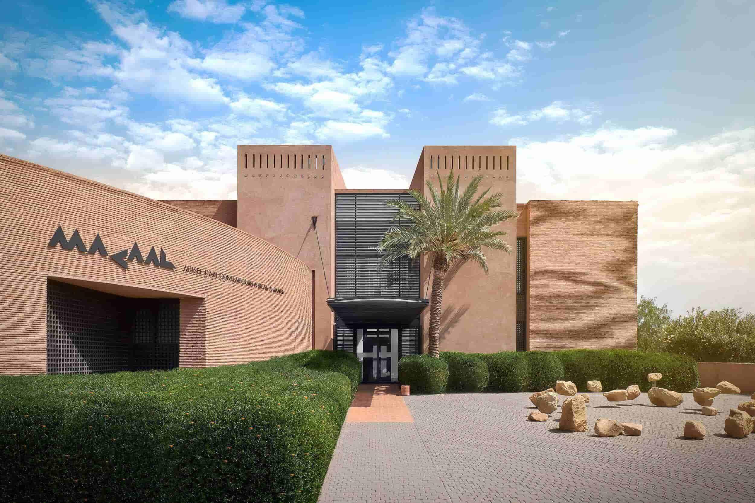 Museum of Contemporary African Art Al Maaden