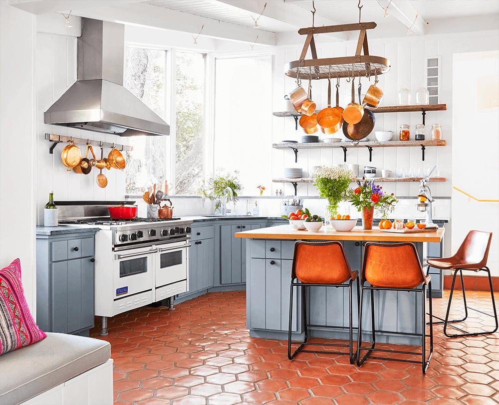 creative interior designs to decorate small kitchen  live