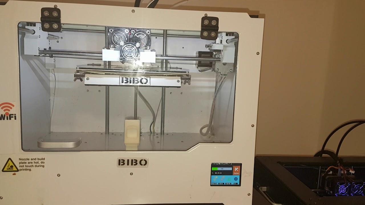 BIBO 2 Touch Laser 3D Printer