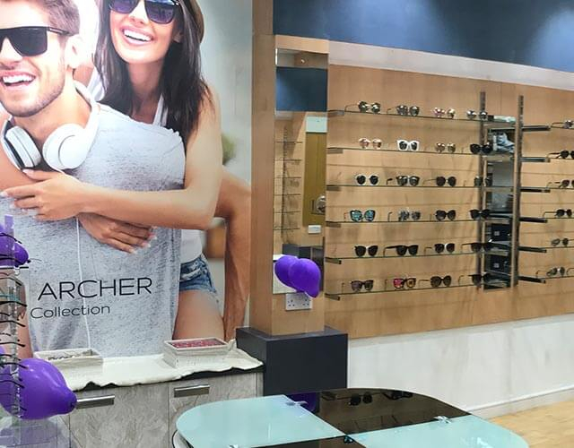 Tom Archer - Eyewear Brand