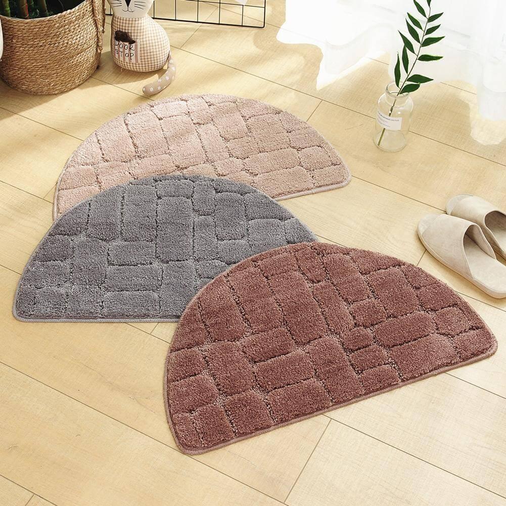 clean doormat