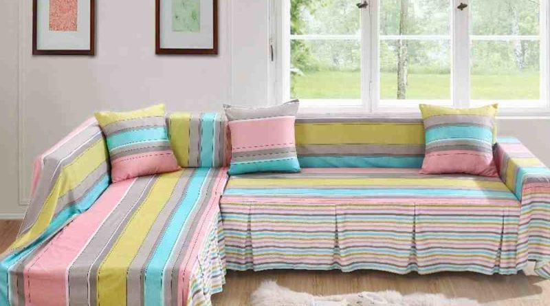 creative sofa cover