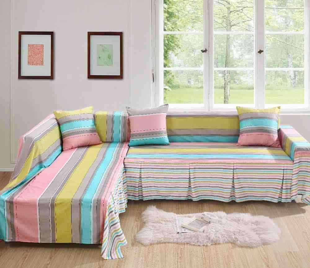 creative sofa cover