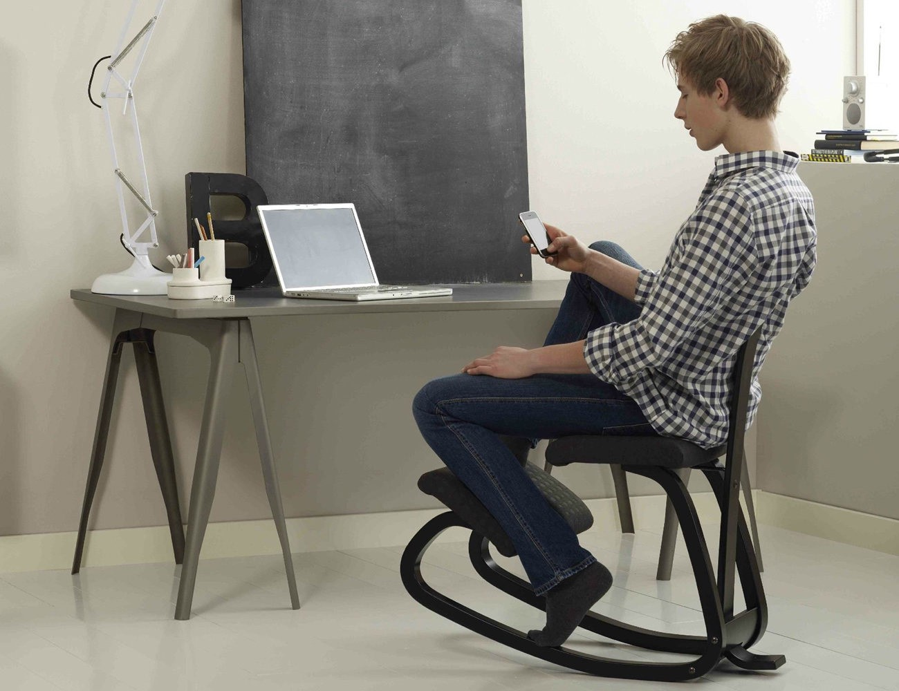 gravity balance chair