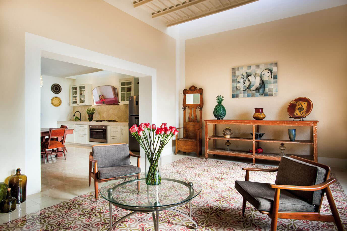Best Elements of Mexican Interior Design Ideas - Live Enhanced