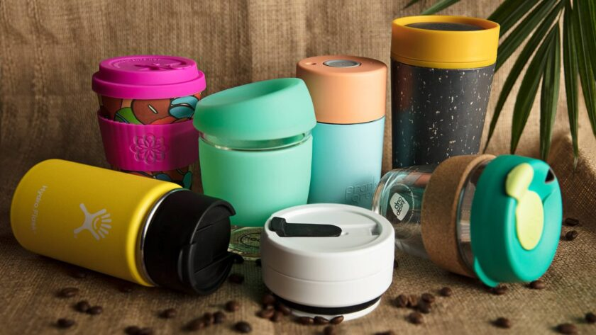 Buy A Reusable Coffee Cup
