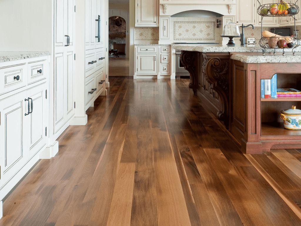 Hardwood and Laminate Floors