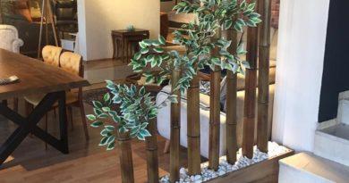 bamboo home decor