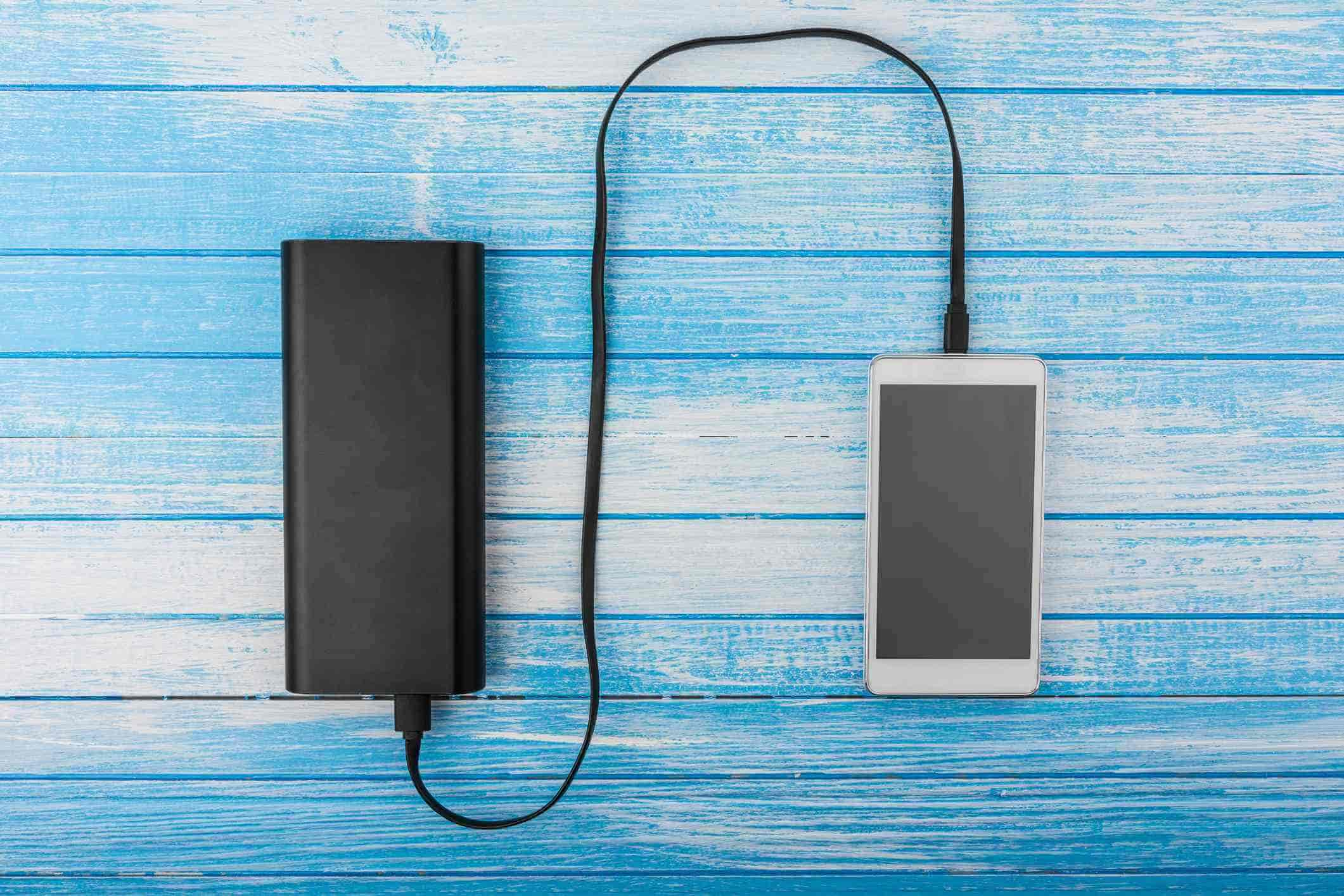 Charge a Portable Charger