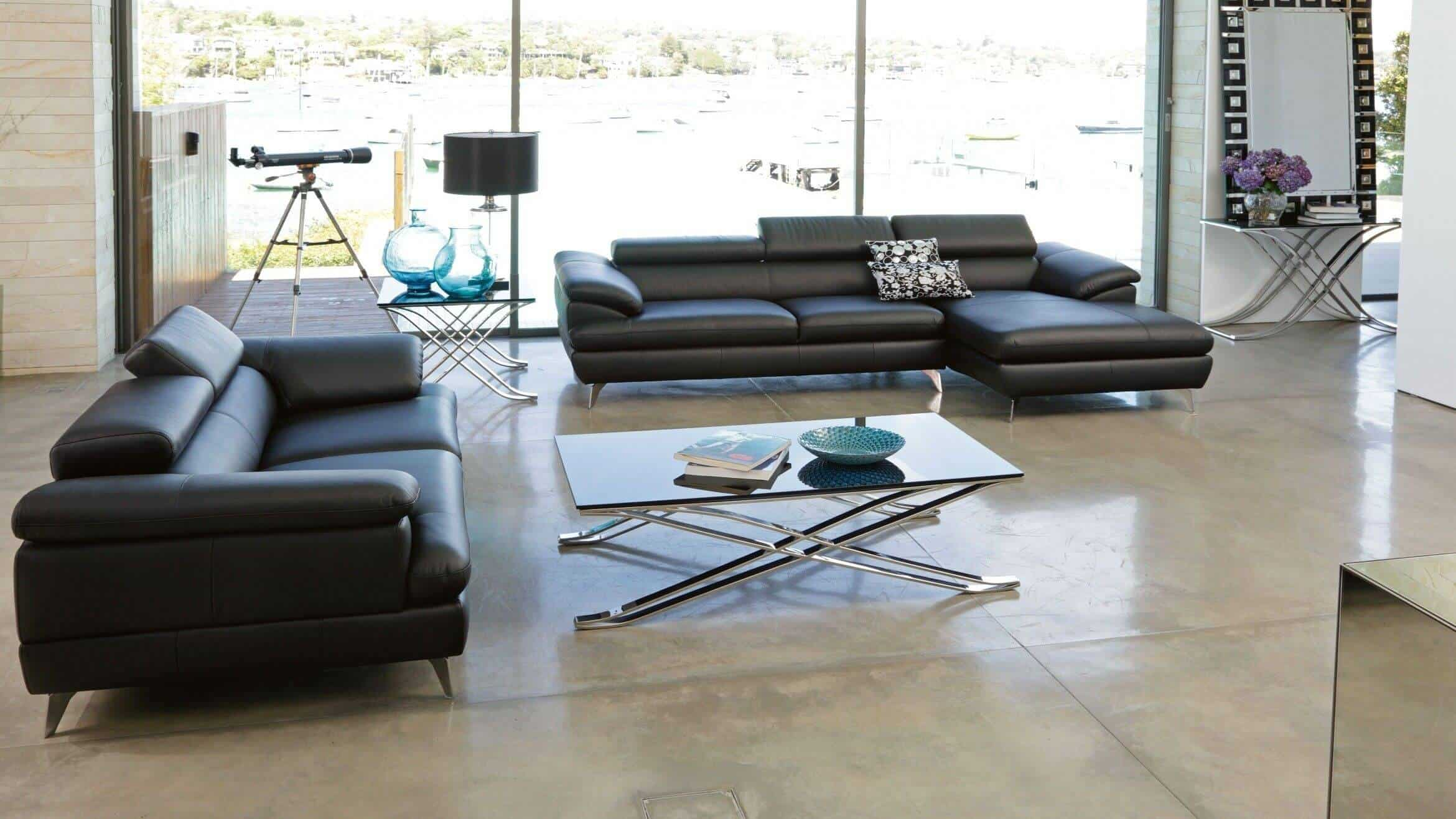 Leather Lounge Suites 1