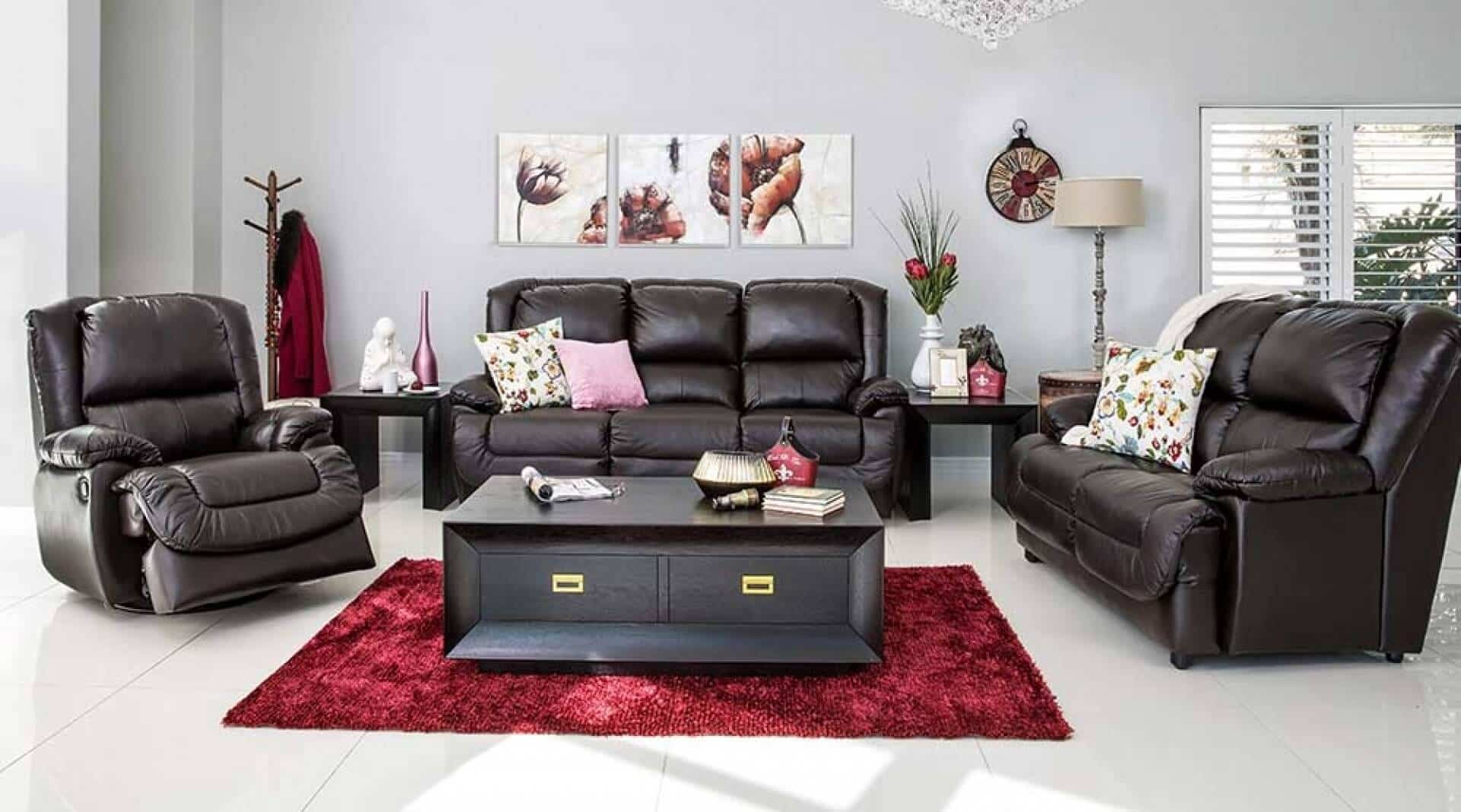 Leather Lounge Suites 2