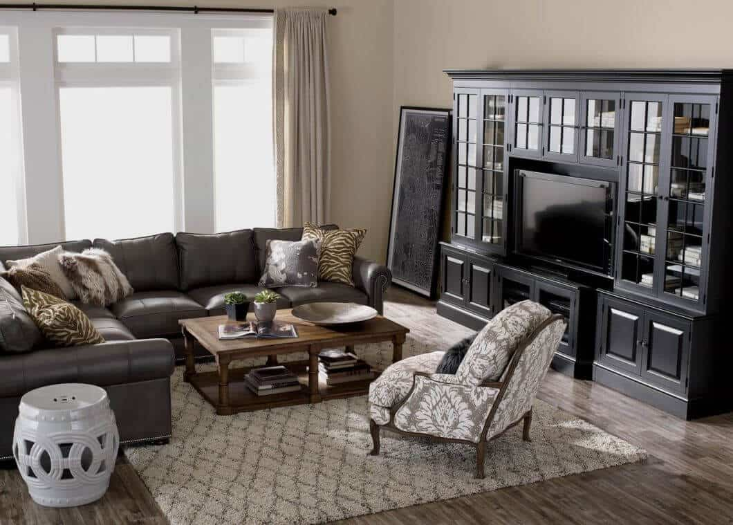 Leather Lounge Suites 3