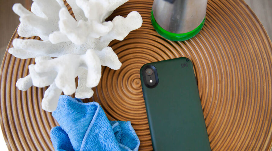 Clean your Filthy Cellphone