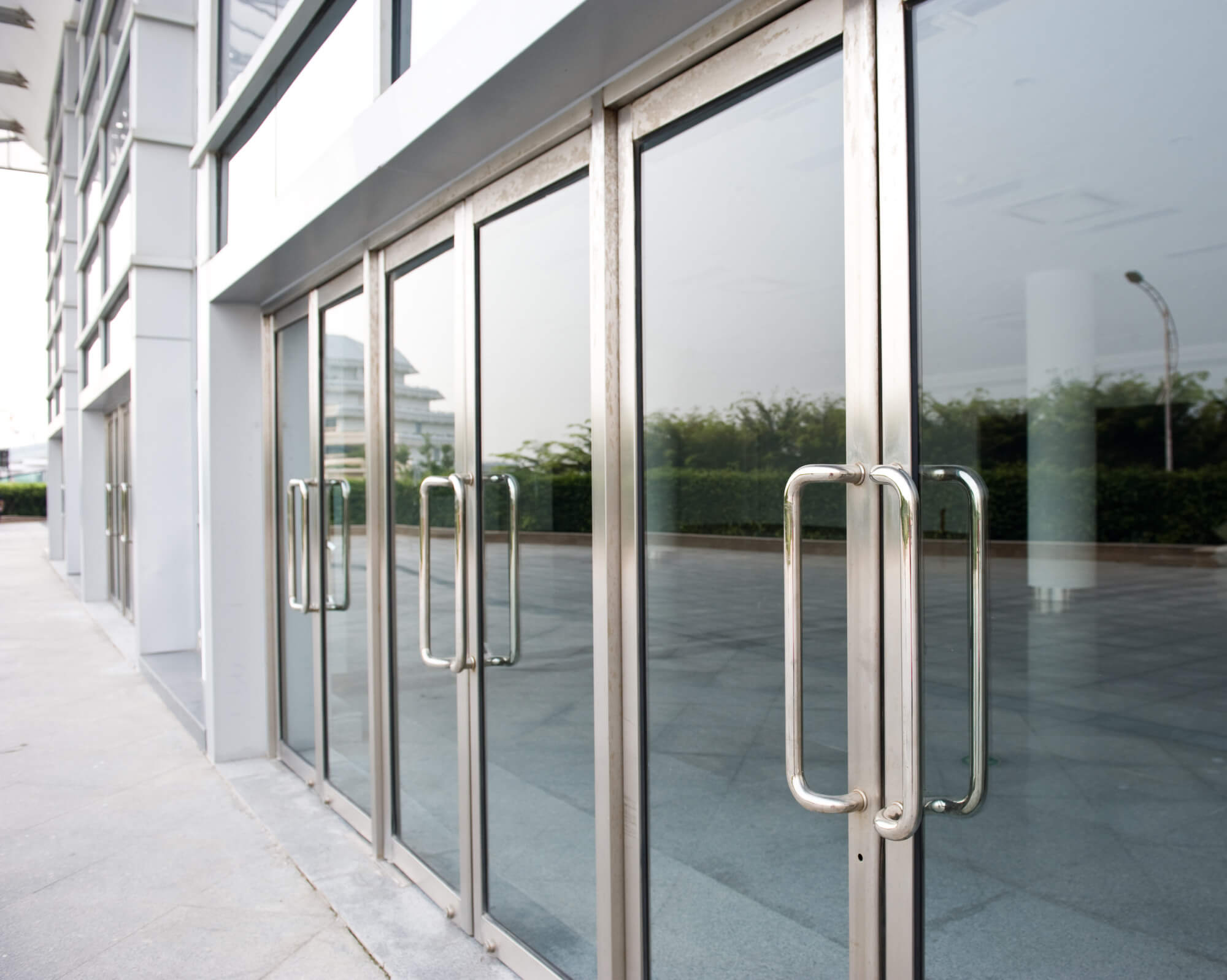Commercial Door for Your Building