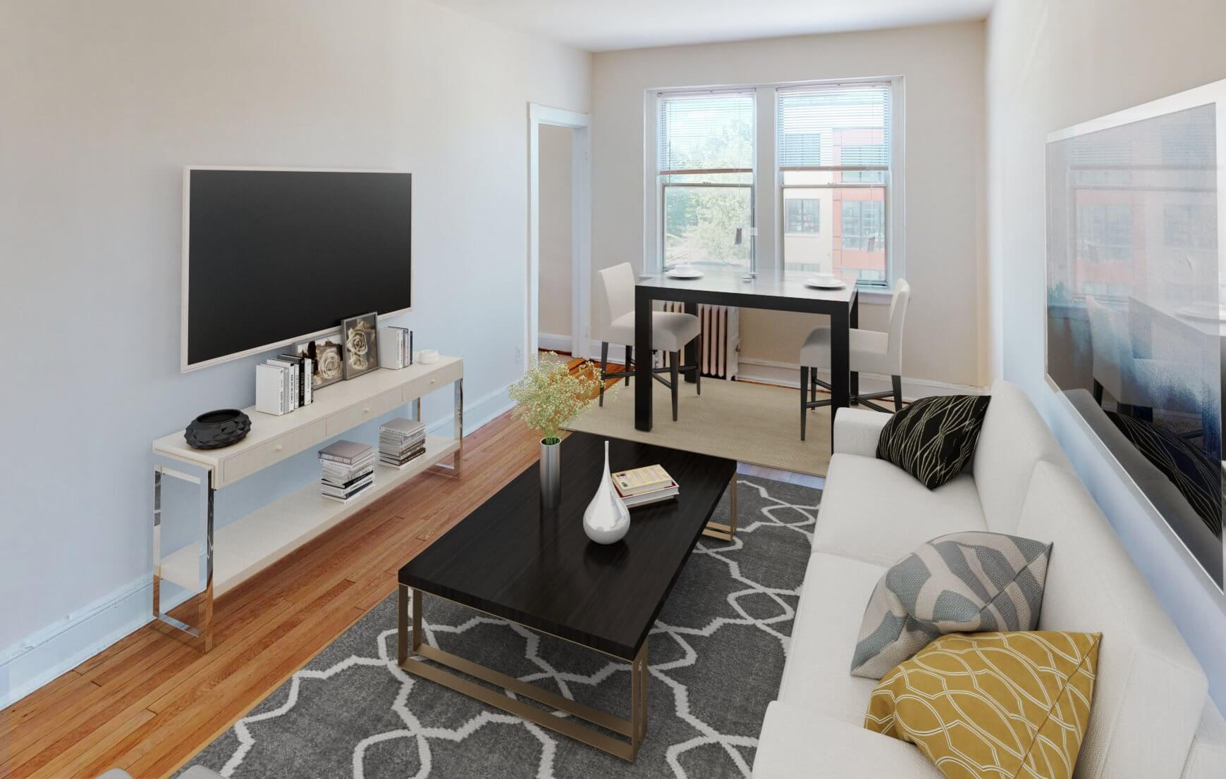 Renting a Room in Washington D.C.