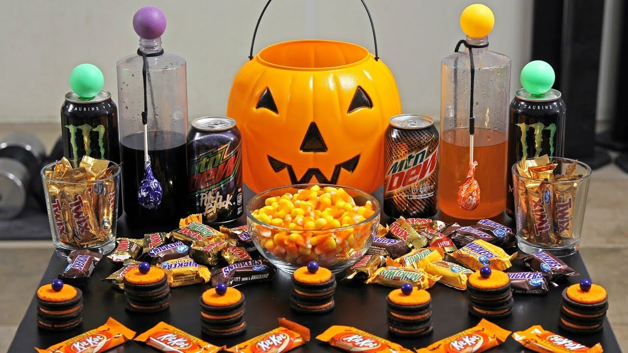 kid friendly halloween party