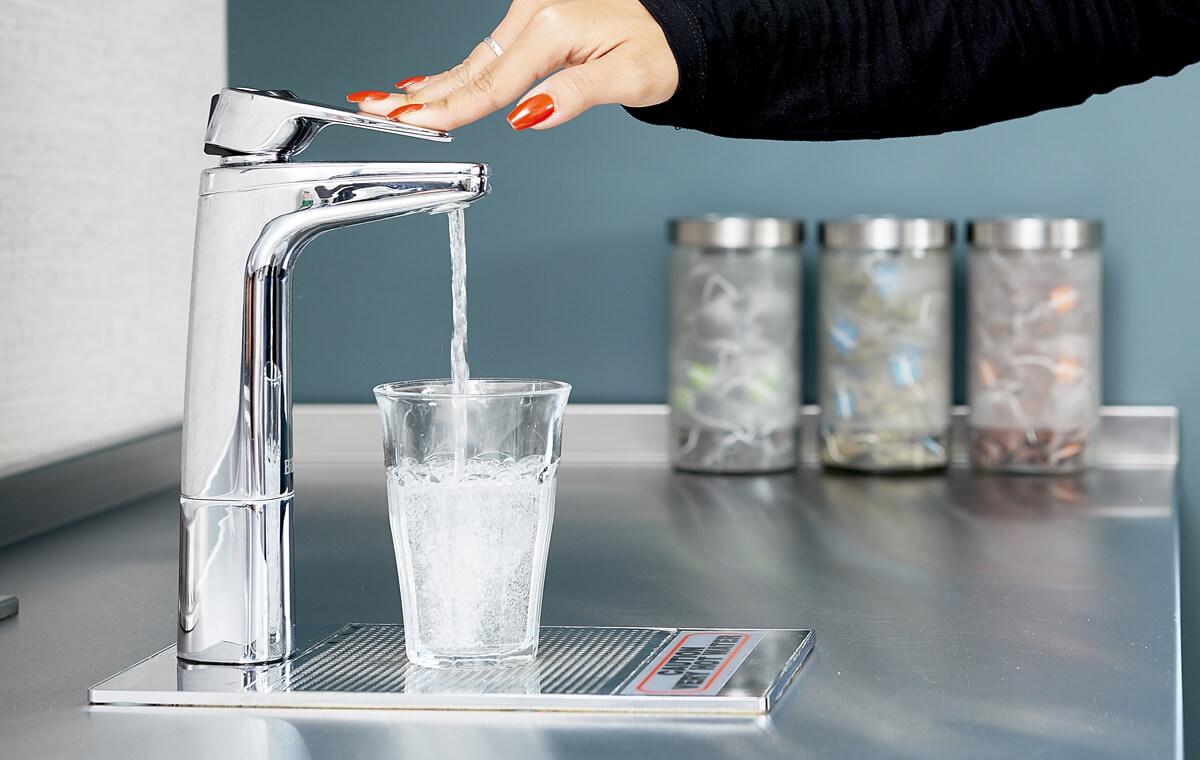 filter water