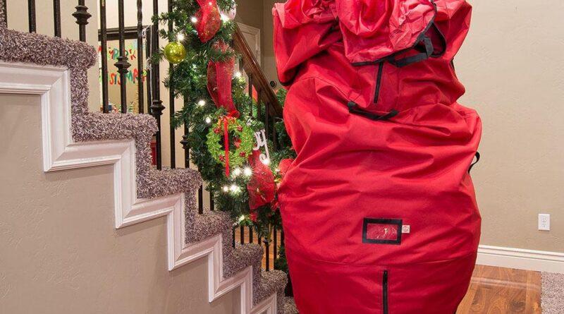 Christmas storage ideas
