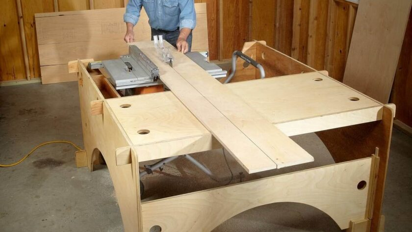 How To Choose A Table Saw