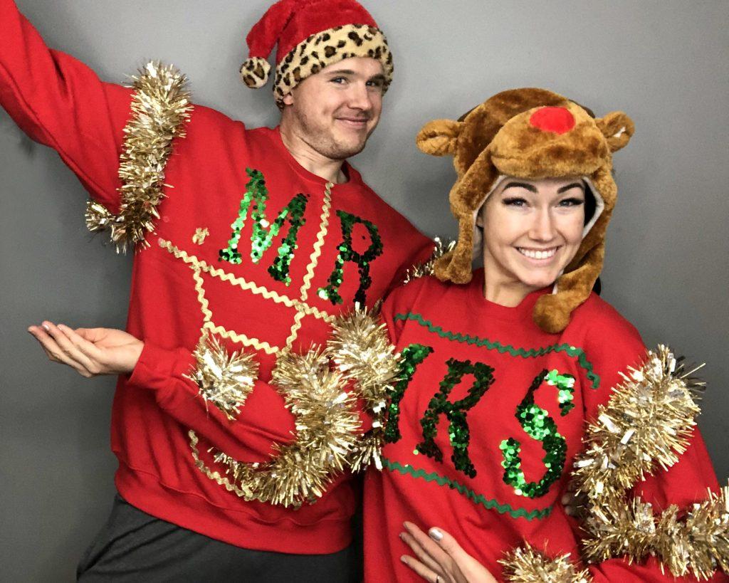 Couple Outfit Ideas for Christmas Season