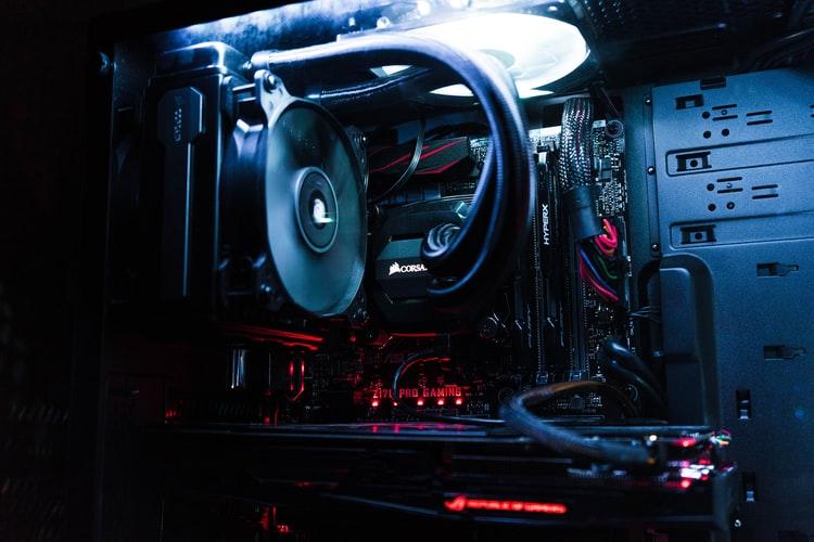 Gaming PC Storage