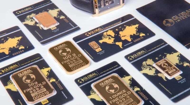 Investing In Gold Bullion