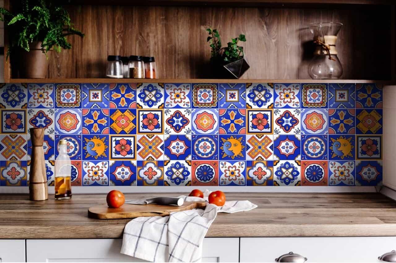 Maxican Tiles 1